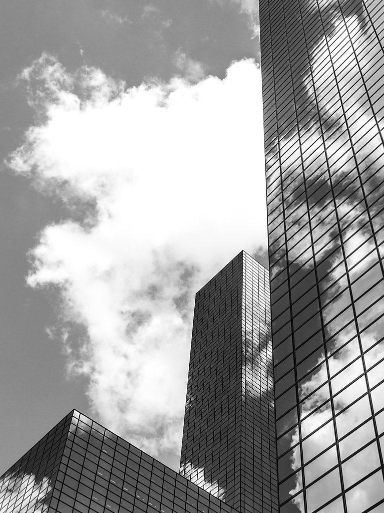 Folding Skies - Rotterdam, Netherlands