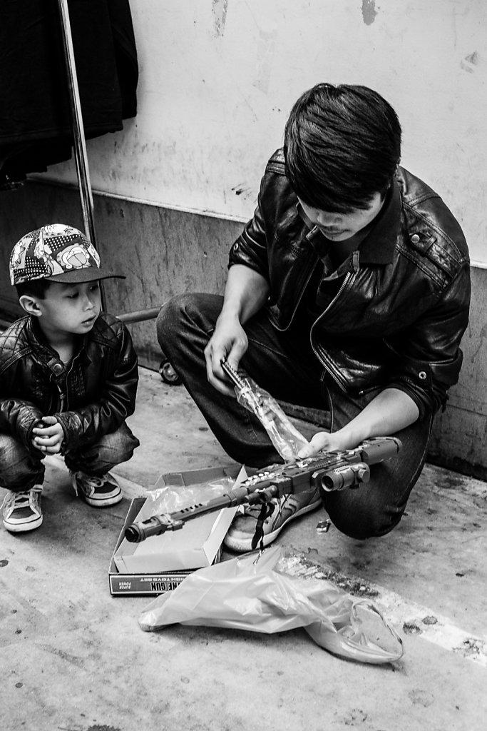 Toy Gun - Berlin, Germany