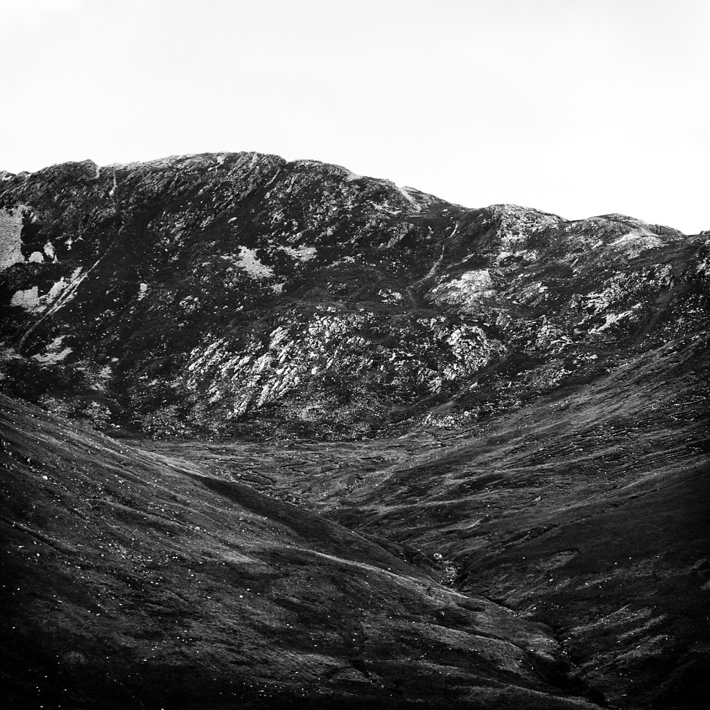 Above Pollacapall Lough - County Galway