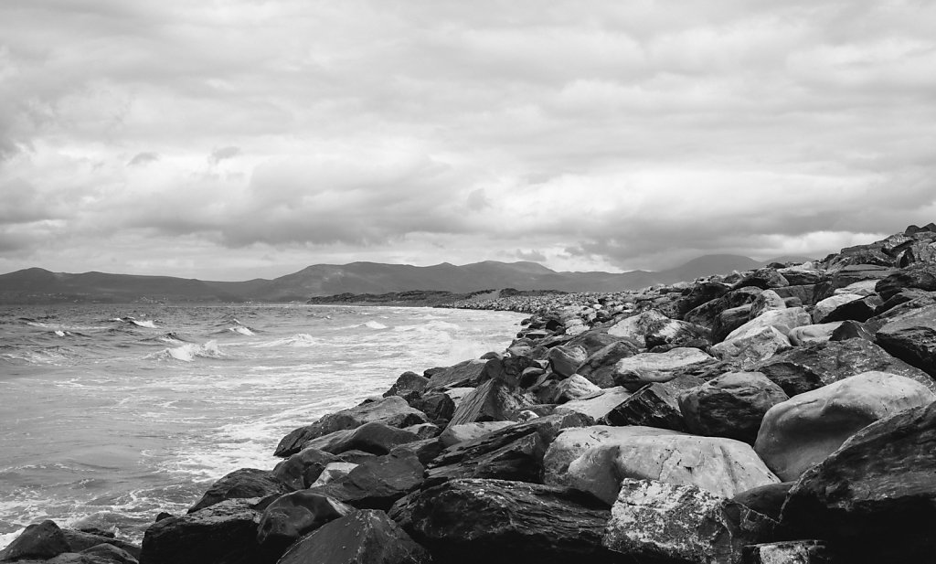 Rossbeigh Beach - County Kerry